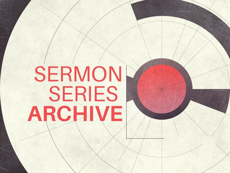 Sermon Archive | Redeemer Lutheran